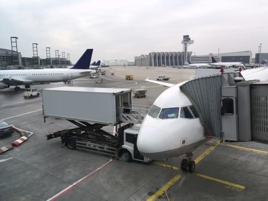 Beispielbild eines Flugzeugs für Delta Air Lines Flugverspätung und Flugausfall