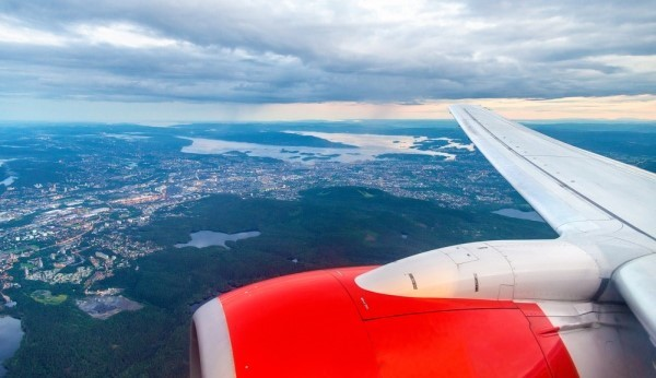 Beispielbild eines Flugzeugs für Icelandair Flugverspätung und Flugausfall