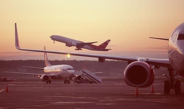 Beispielbild eines Flugzeugs für Bulgaria Air Flugverspätung und Flugausfall