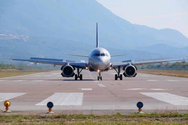 Beispielbild eines Flugzeugs für Meridiana Flugverspätung und Flugausfall