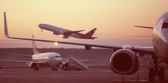 Beispielbild eines Flugzeugs für Korean Air Flugverspätung und Flugausfall